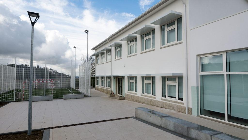 Escola Básica Lama